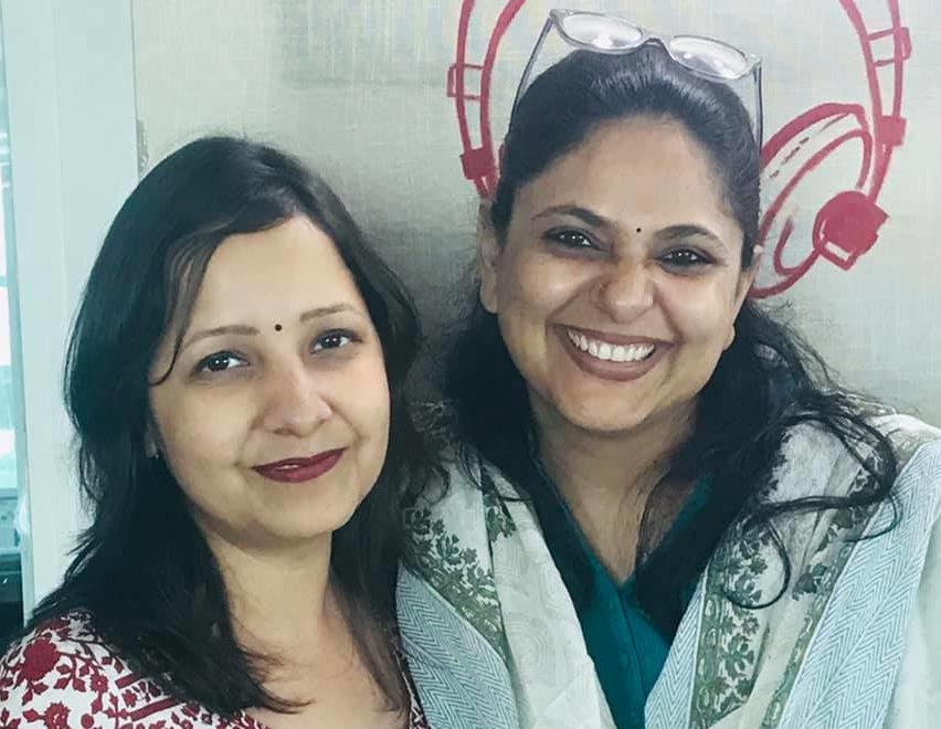 Big Heroes on Big FM with Richa Aniruddha